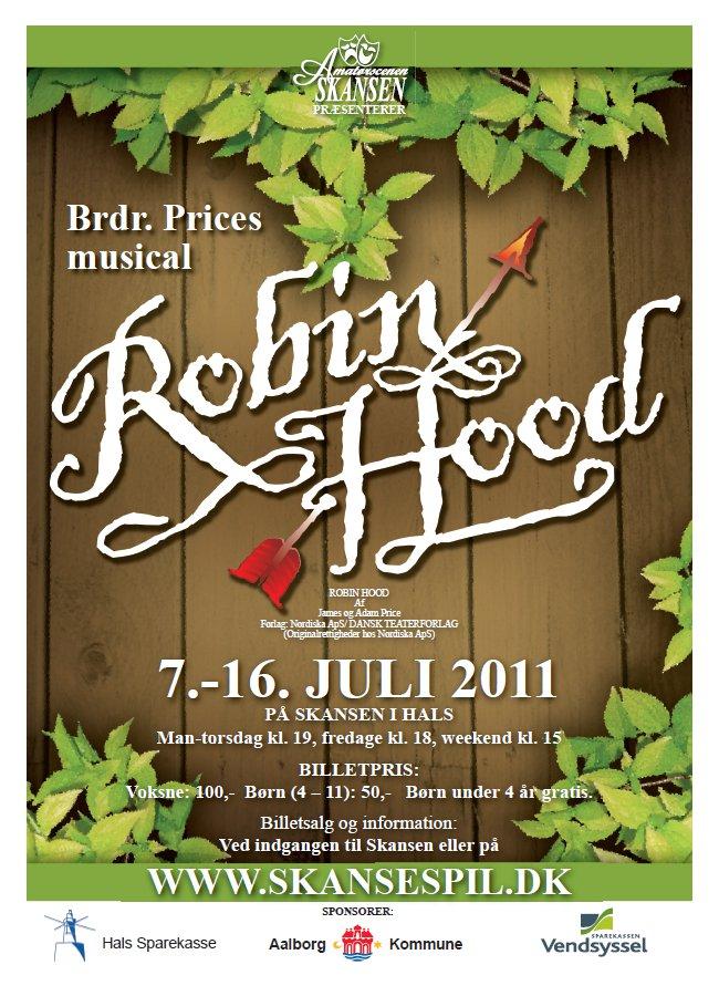 2011 Robin Hood