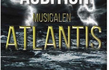 Audition Atlantis - SKANSESPILLET 2016