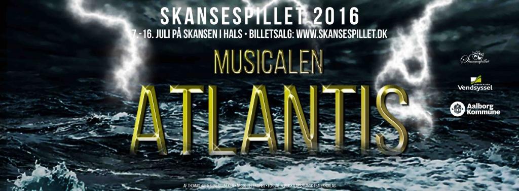 Skansespillet 2016, Atlantis