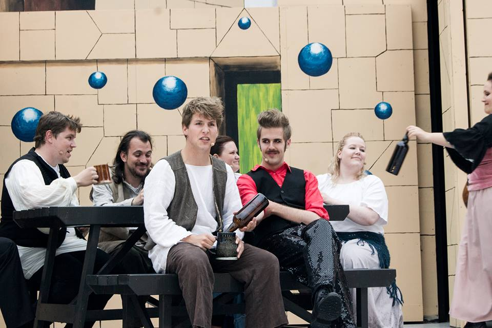 Skansespillet 2016 Musicalen Atlantis