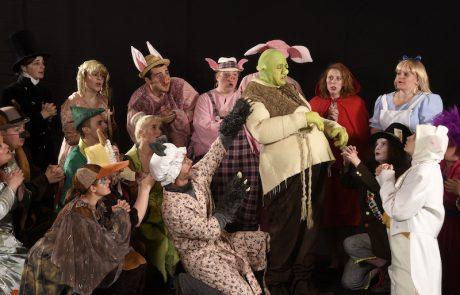Eventyrgigurer og Shrek - Skansespillet 2017 SHREK