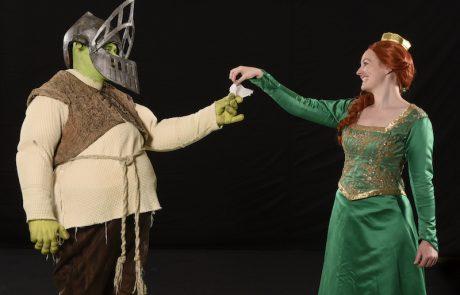 Fiona og Shrek - Skansespillet 2017 SHREK