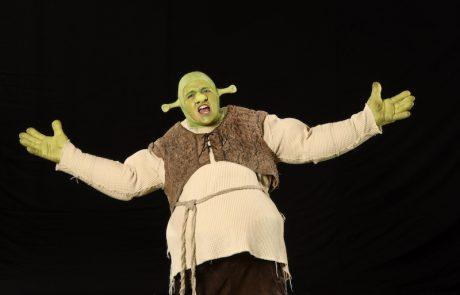 Shrek - Skansespillet 2017 SHREK