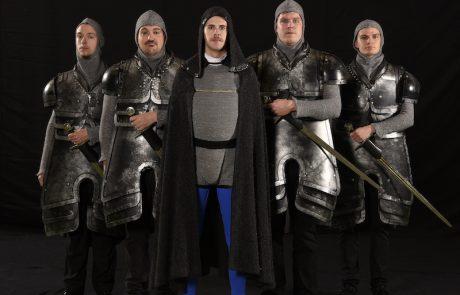 Vagter og Thelonius - Skansespillet 2017 SHREK