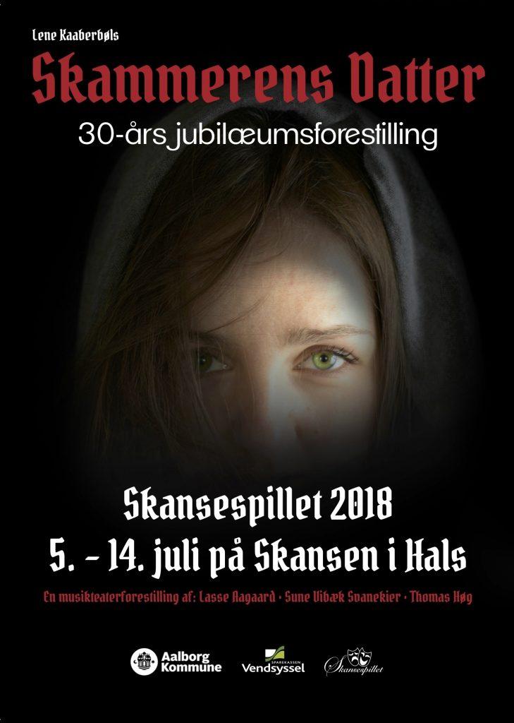 Skammerens Datter, Skansespillet 2018