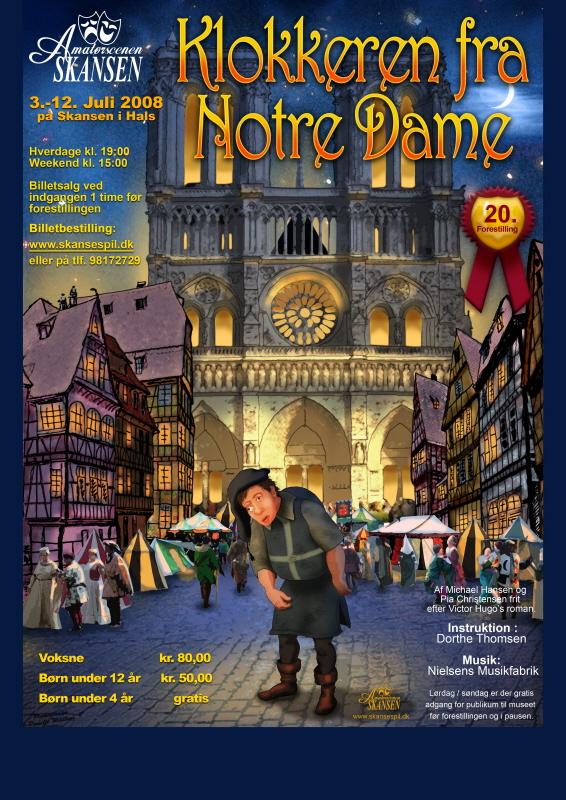 2008 Klokkeren fra Notre Dame