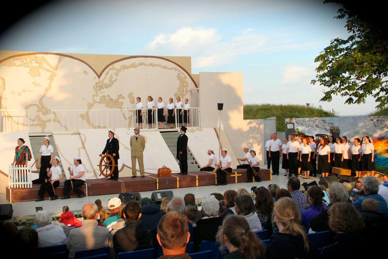 Finale 1. akt, Sommerspil 2014
