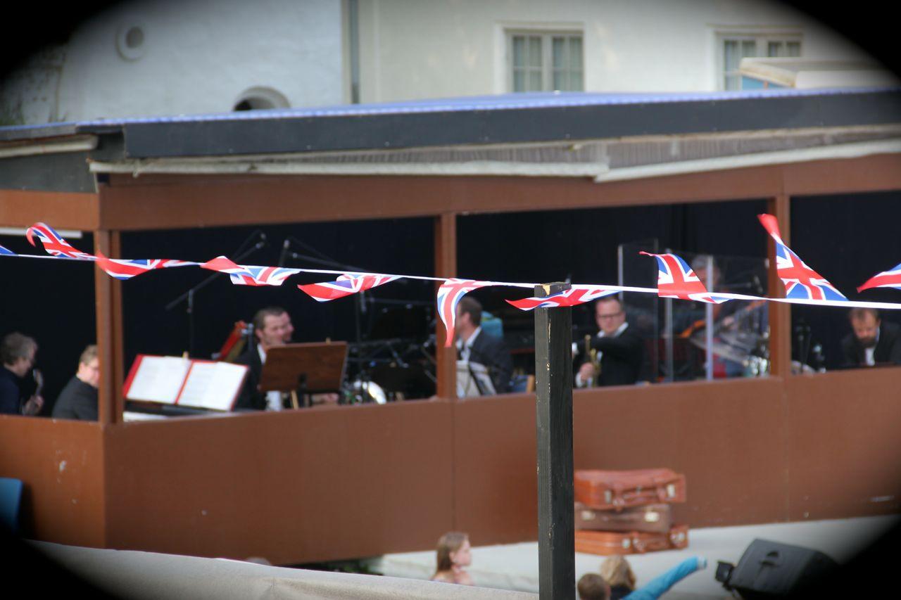 Orkester, Sommerspil 2014