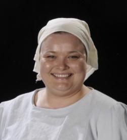 Sommerspil 2015 Hals Musical Spillemand på en tagryg, Betinna Bjeldbak