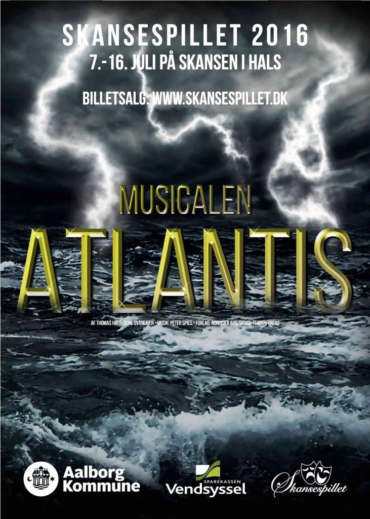 Skansespillet 2016 - ATLANTIS