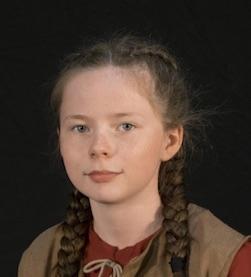 Kaya D Aslak - Skansespillet 2018, Skammerens Datter