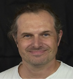 Mats Lindblad, guitar, drejelire - Skansespillet 2018, Skammerens Datter