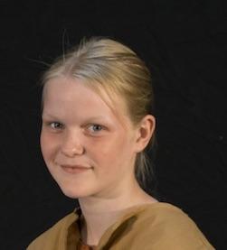 Patricia Drejer - Skansespillet 2018, Skammerens Datter