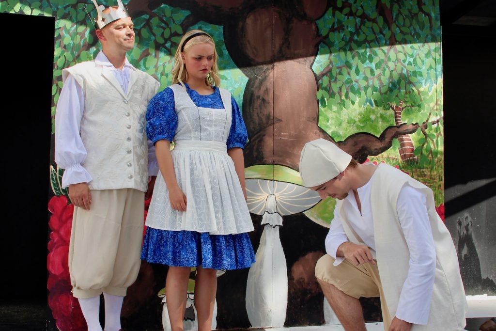 Skansespillet 2019, Alice I Eventyrland