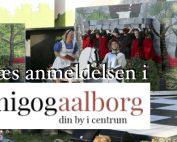 mig og aalborg - Skansespillet 2019 anmeldelse