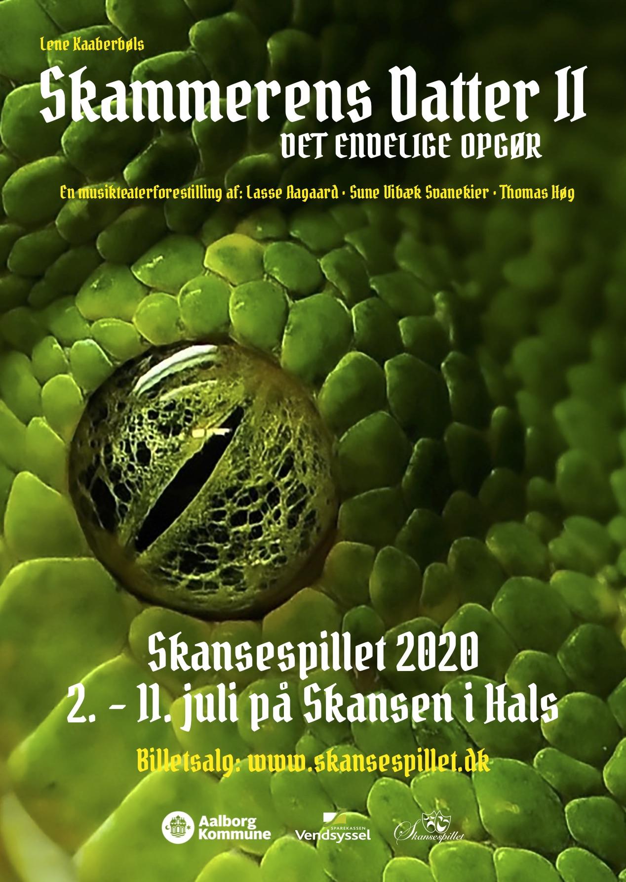 Skansespillet 2020 Skammerens Datter 2