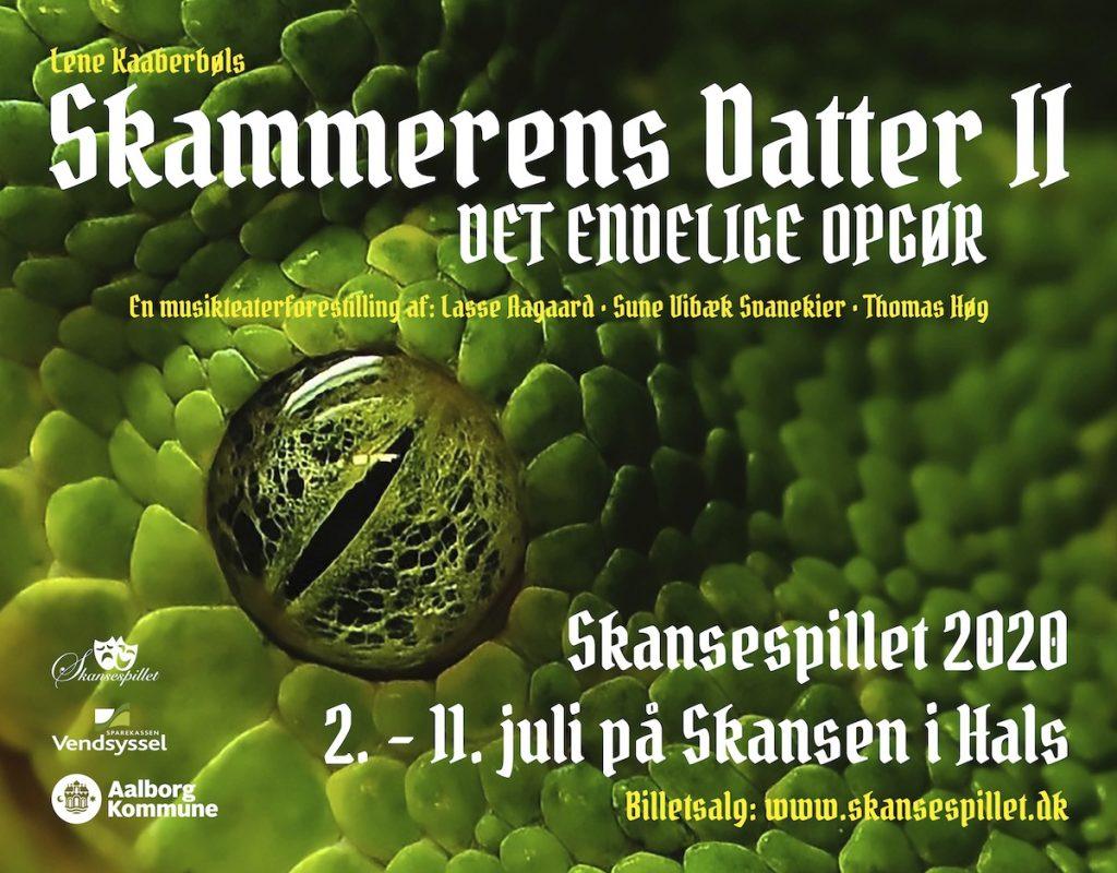 Skanseespillet 2020 - Skammerens Datter 2