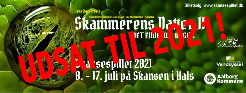 Skanseespillet 2021 - Skammerens Datter 2